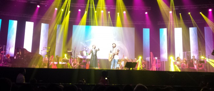 Arijit Singh in Symphony