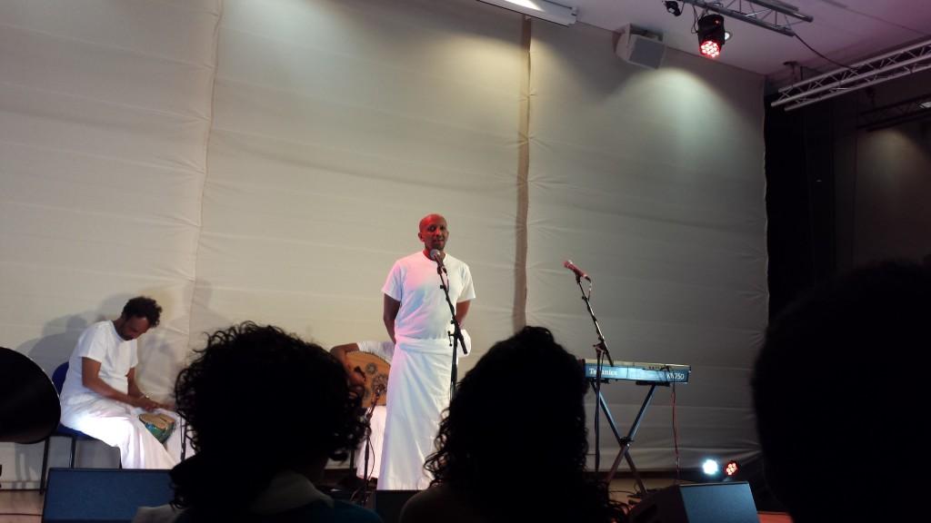 Aydarus Halyey performs Omer Dhule
